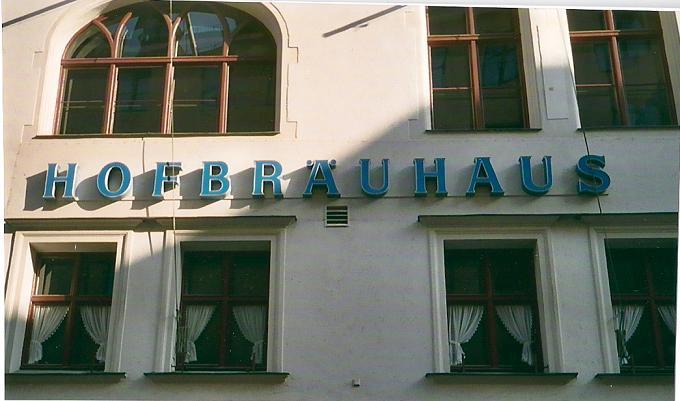 Hofbrauhaus Munich