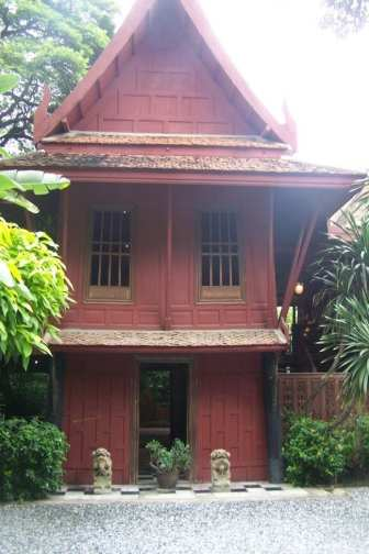 Jim Thompson's House picnik