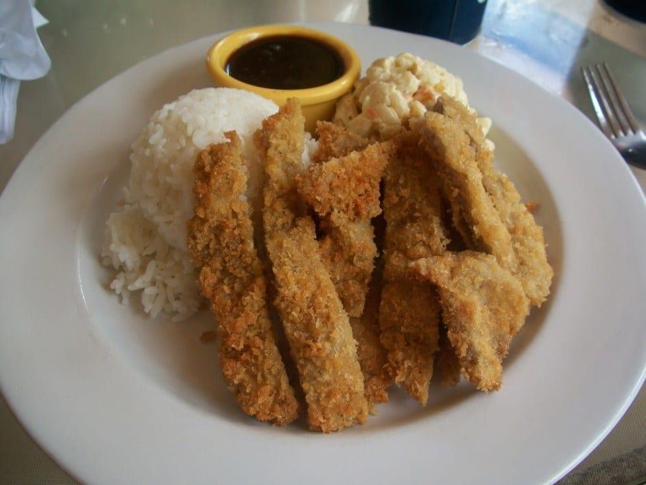 Lana'i Chicken Katsu and Tonkatsu