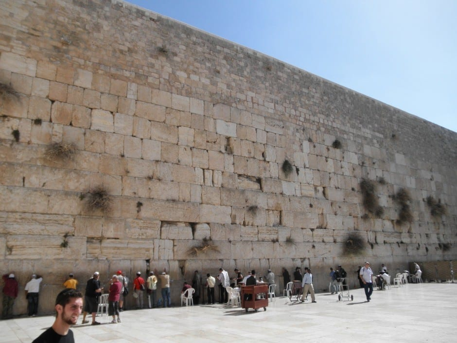 Western Wall - Kotel Jerusalem travel activities