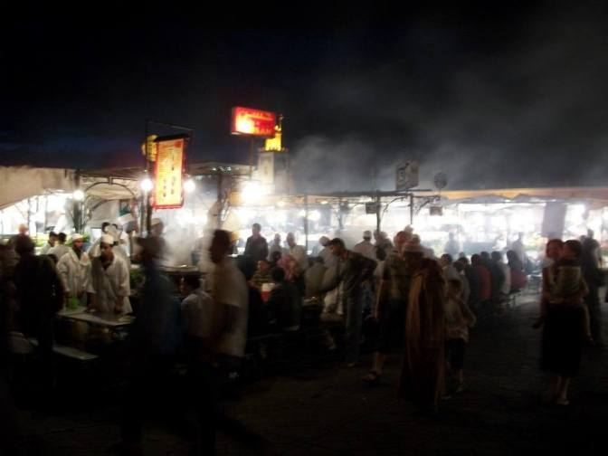 Djemaa el Fna Night Market