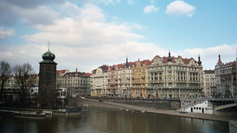 Prague Views - Vltava River