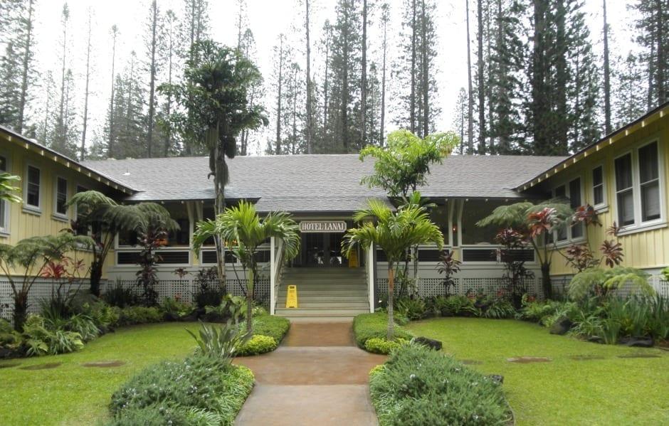 Hotel Lanai, Lanai City, Lanai