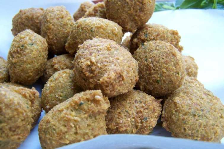 Falafel in Jordan