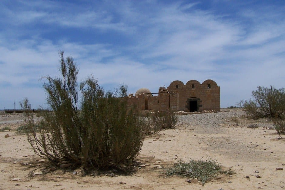 Qasr al-Amra