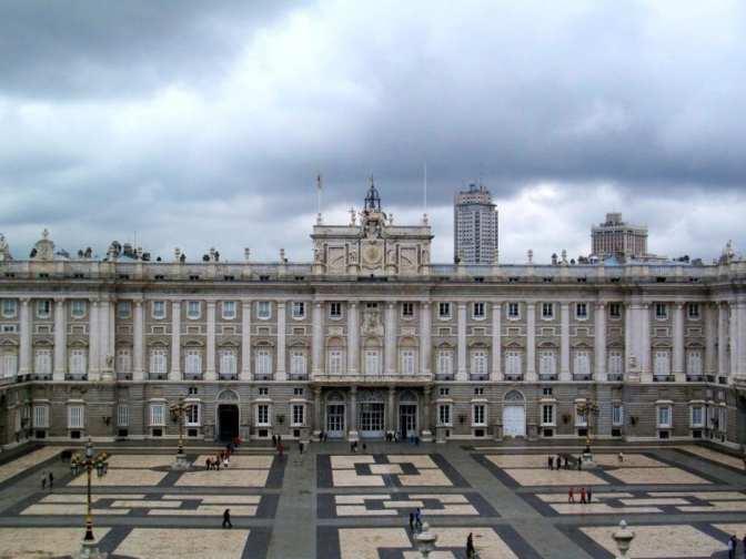 Real palace