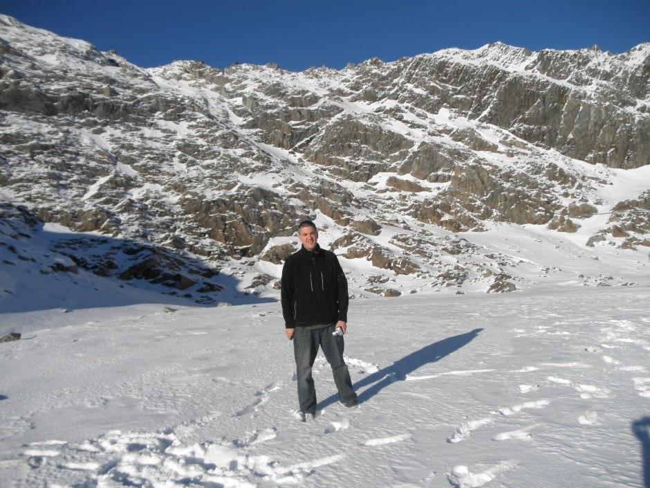 Matt Glacier