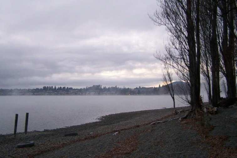 Wanaka Fog