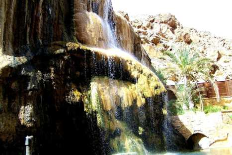 ma'in jordan thermal spa