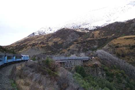 TranzAlpine Scenic Rail