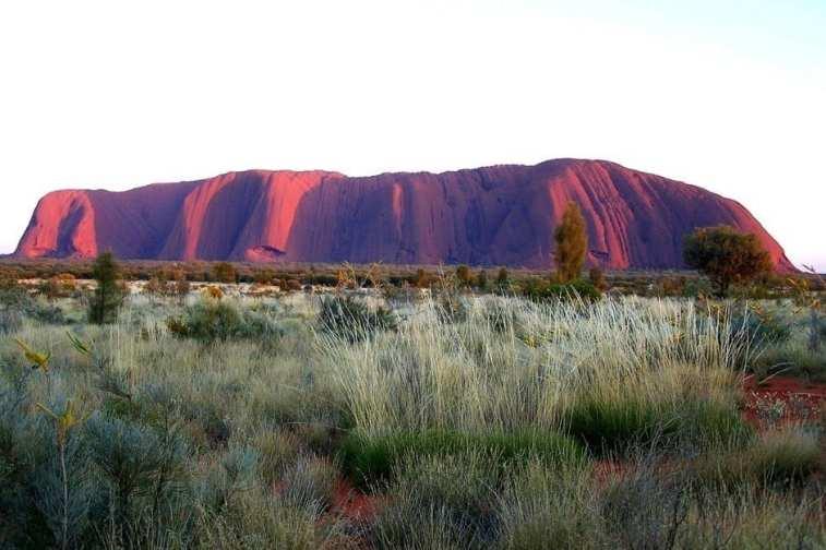 Uluru Sunrise