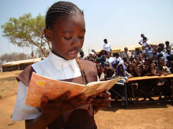 zambia child book