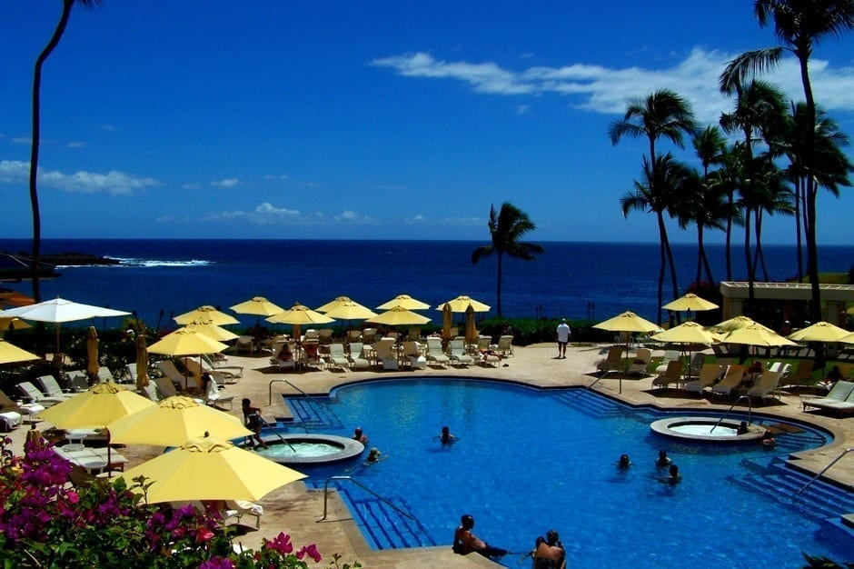 Four Seasons Manele, Lanai