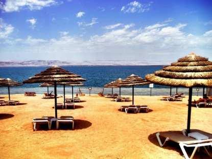 Dead Sea Jordan resort