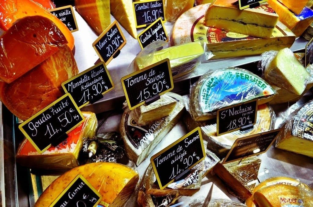 Paris Cheese