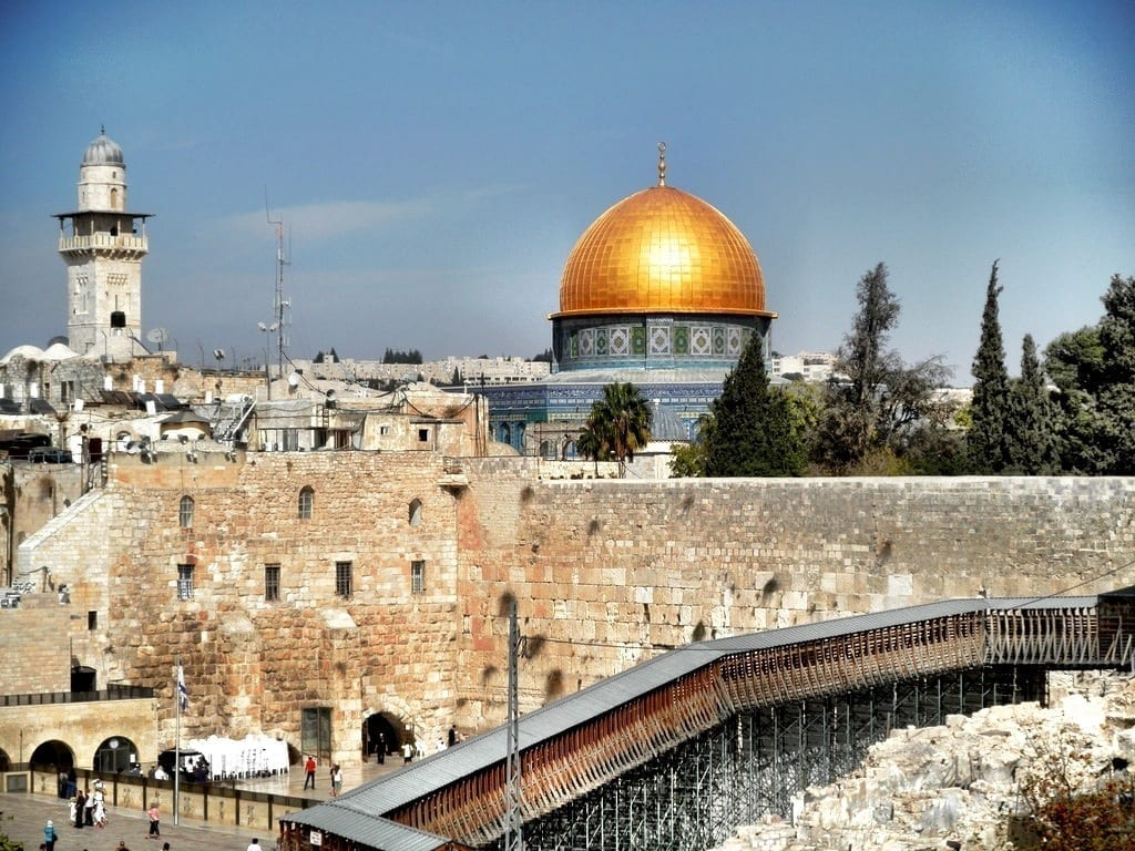 Temple Mount Jerusalem