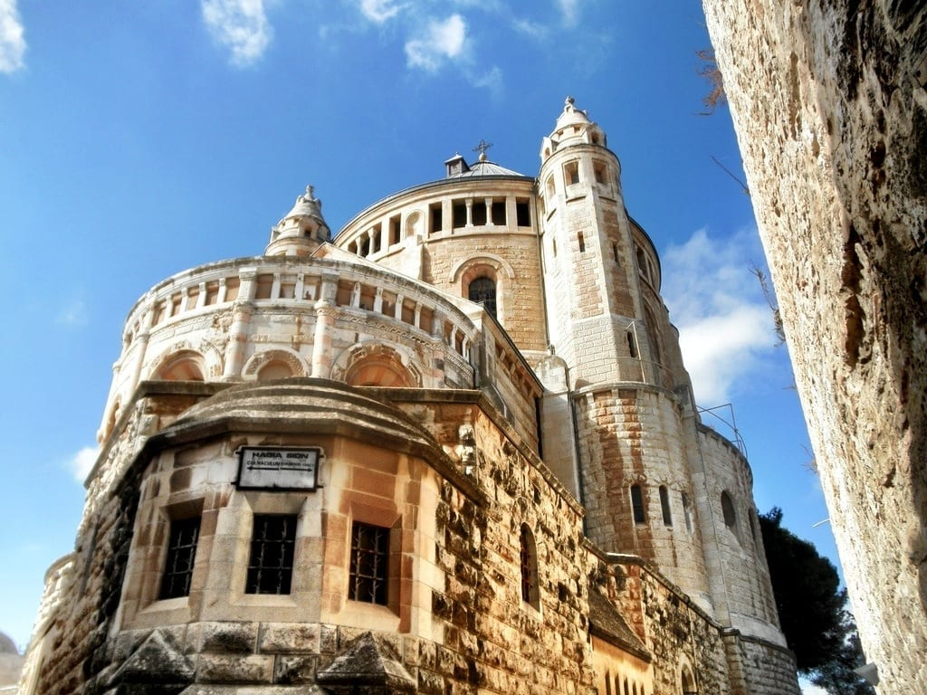 Abbey of the Dormition, Jerusalem, Israel
