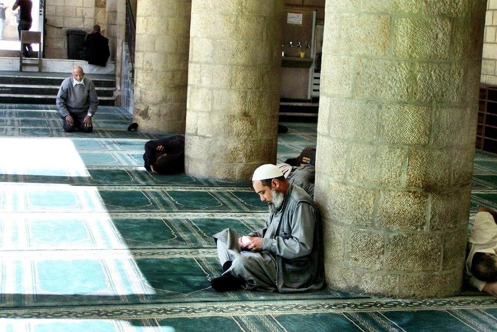 Mosque, Amman Jordan