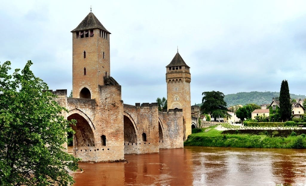 Valentré – The Fortified Devil's Bridge of Cahors, France