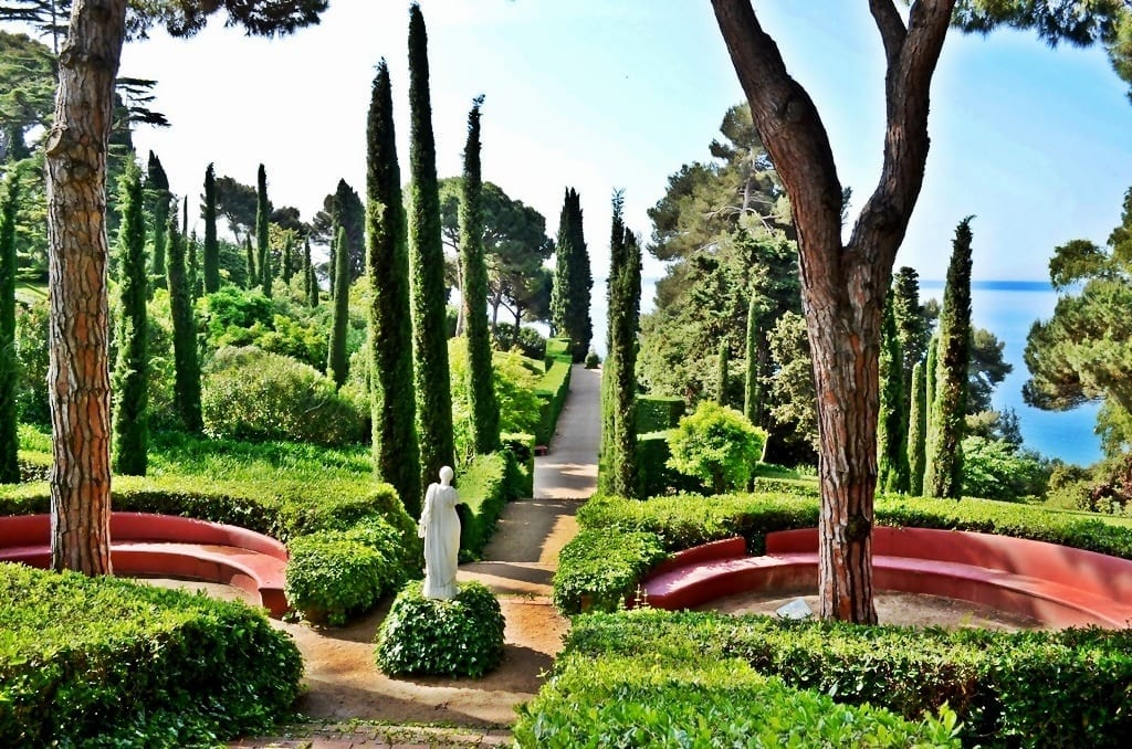 Santa Clotilde's Botanical Gardens, Costa Brava, Spain