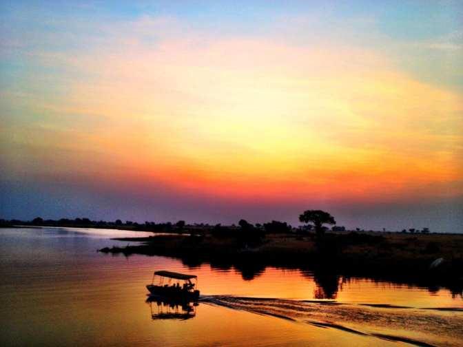 Zambezi Queen Chobe River Namibia