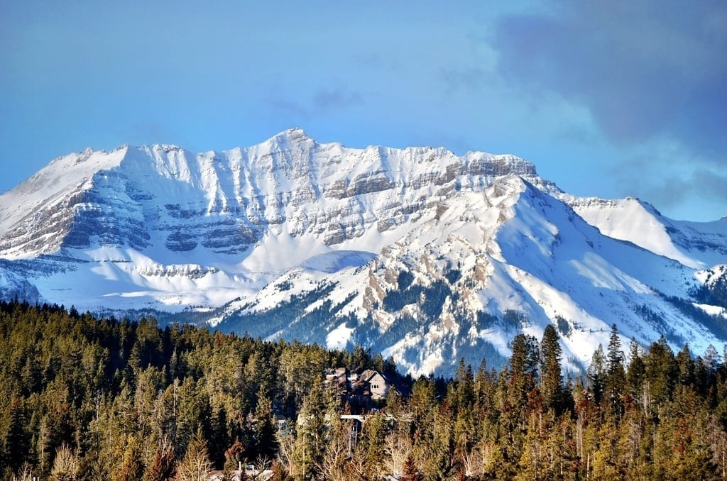 Rockies Banff
