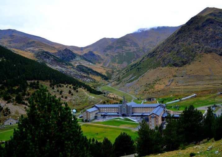 Vall de Nuria, Spain