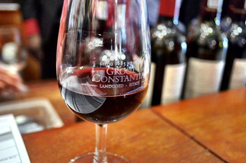 Groot Constantia Winery Cape Town South Africa