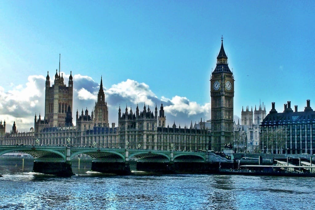 Parliament and Big Ben, London
