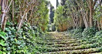 Santa Clotilde's Botanical Gardens in Lloret de Mar, Spain