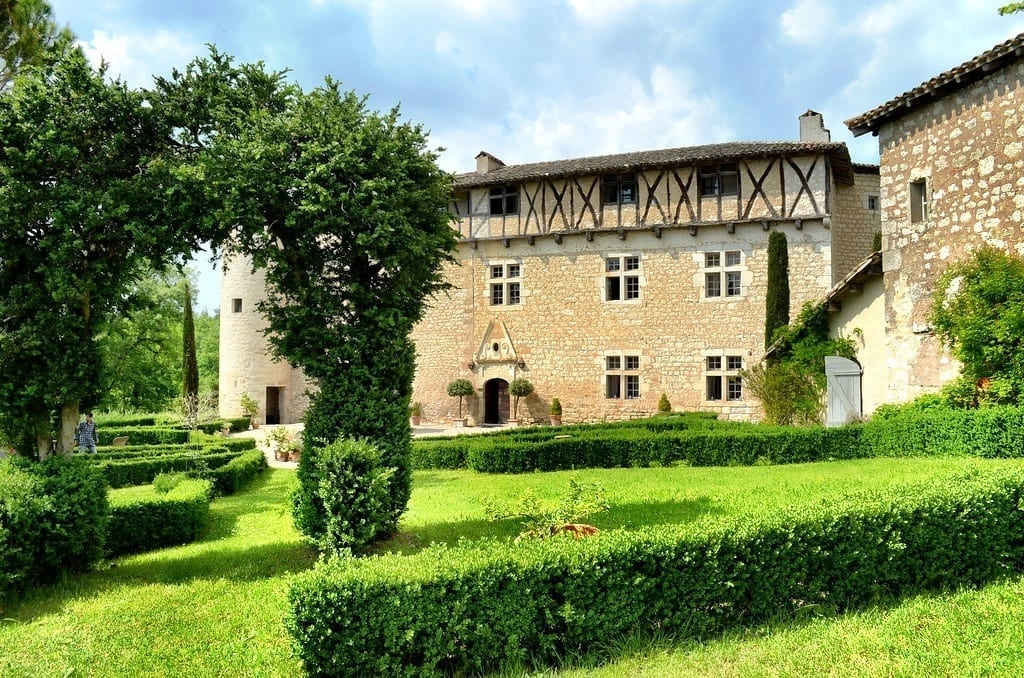 Country House In Rural France