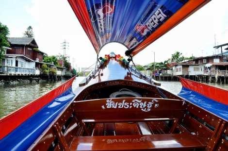 boat bangkok