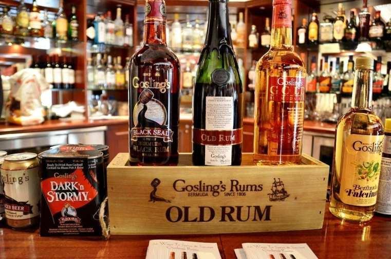 bermuda rum