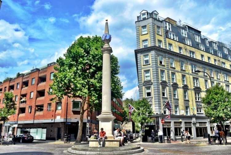 Seven Dials Covent Garden