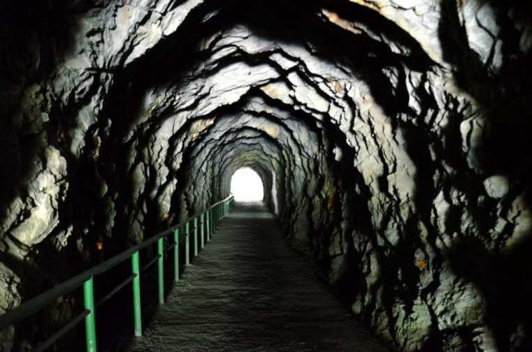 Cave Taroko Gorge Taiwan