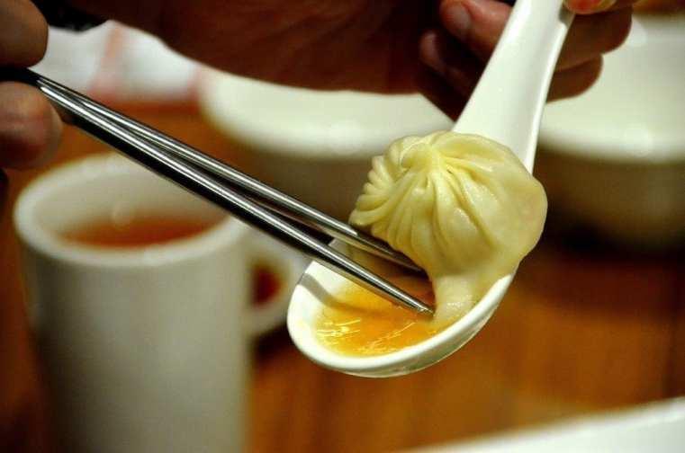 Dumpling Taipei Taiwan