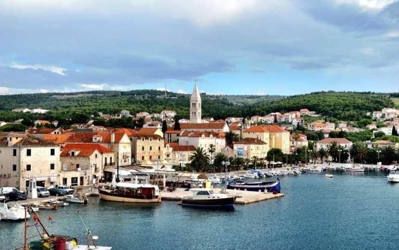 Supetar Brac Croatia