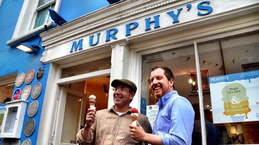 Murphy's Ice cream ireland