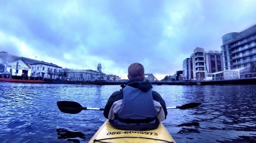 kayak cork ireland
