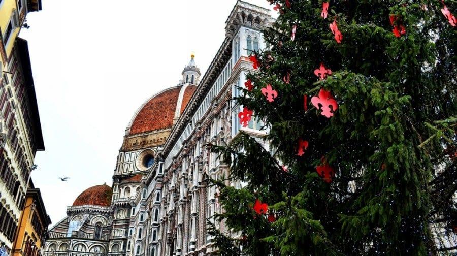 christmas duomo florence