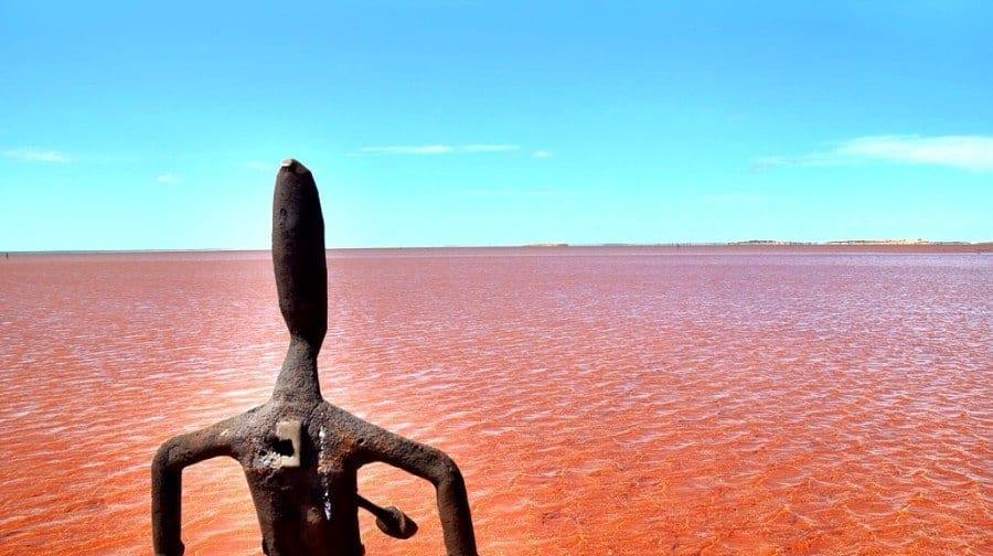 Lake Ballard Australia