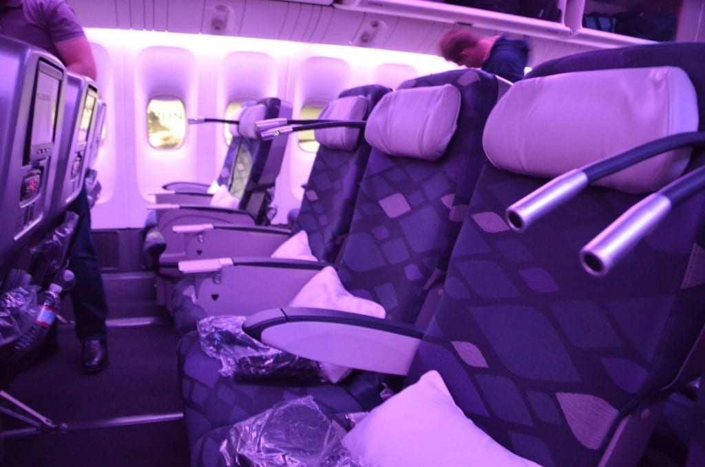 Few days ago i had the opportunity to fly with virgin australia for
