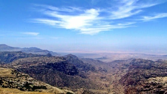 Jordan Dana Nature Reserve