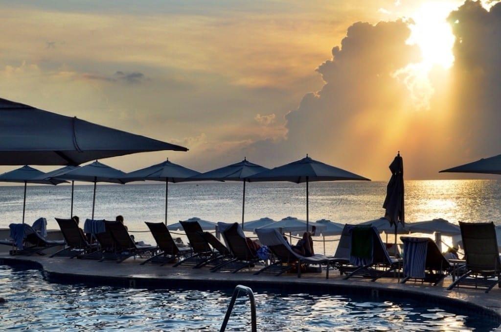 Grand Cayman pool