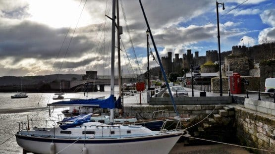 Conwy, Wales UK