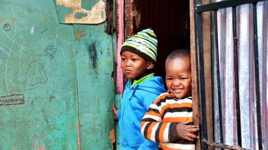 Kayamandi Township Stellenbosch South Africa