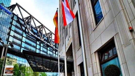 Ritz Carlton Berlin Germany