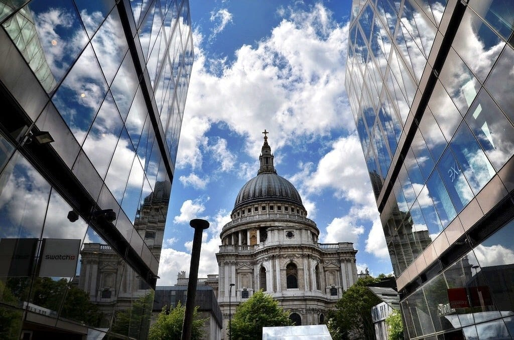st pauls london UK