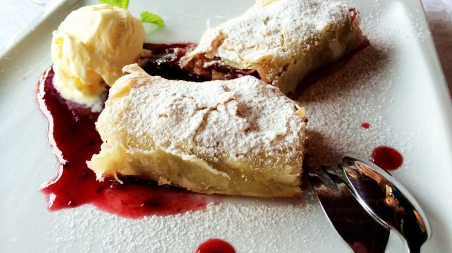 Cherry Strudel Croatia
