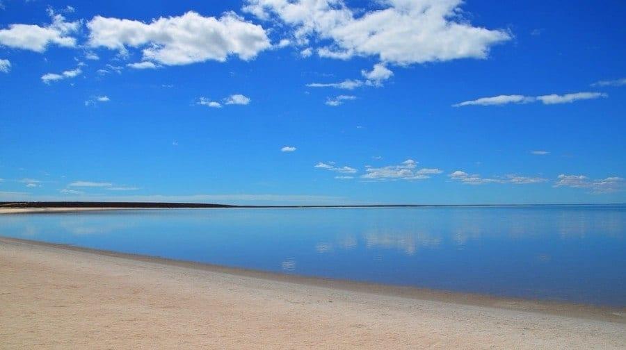 Lake Western Australia